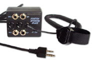 SkyLite AIC20P 2-Places Aviation Intercom with PTT switch