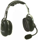 SkyLite SL-900 Aviation Headset w/ Gel Ear Seals