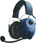 SkyLite SL-800 Aviation Headset (Foldable)